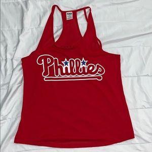 PINK Phillies Mesh Tank Top